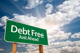 Miceli Law, P.A. Debt Free Picture